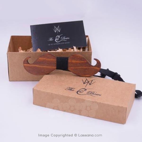 Maxwell Bowtie Black - Men - in Sri Lanka