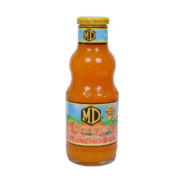 MD ORANGE CORDIAL  400ml - Beverages - in Sri Lanka