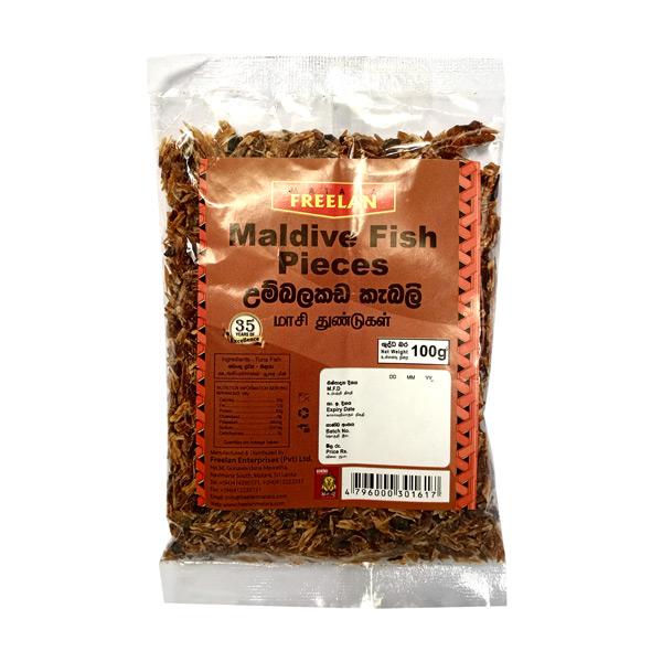 FREELAN MALDIVE FISH PIECES 100G - Grocery - in Sri Lanka