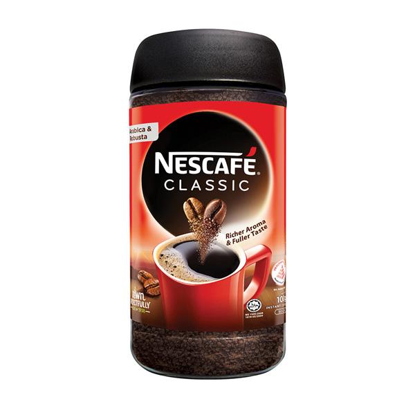 NESCAFE CLASSIC JAR - 100G - Beverages - in Sri Lanka
