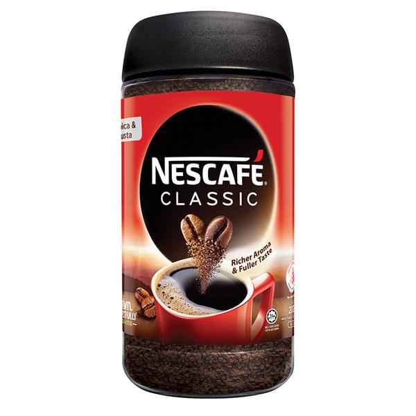 NESCAFE CLASSIC JAR - 200G - Beverages - in Sri Lanka