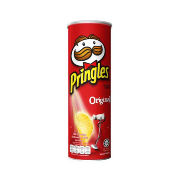 PRINGLES ORIGINAL (110G) - Snacks & Confectionery - in Sri Lanka