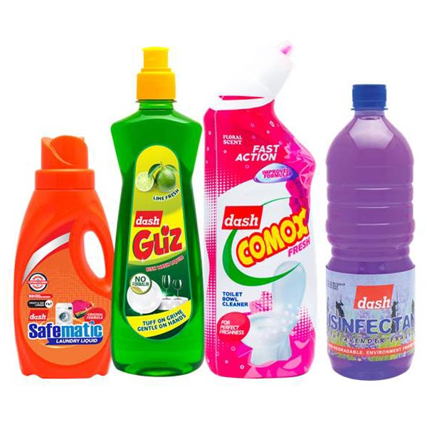 Laundry and Home Care Pack Medium - Household Essentials - in Sri Lanka