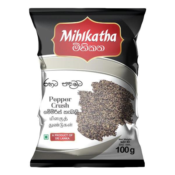 MIHIKATHA PEPPER CRUSH 100G - Grocery - in Sri Lanka