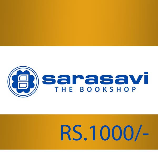Sarasavi Book Shop Gift Rs.1000 - Book Shops - in Sri Lanka