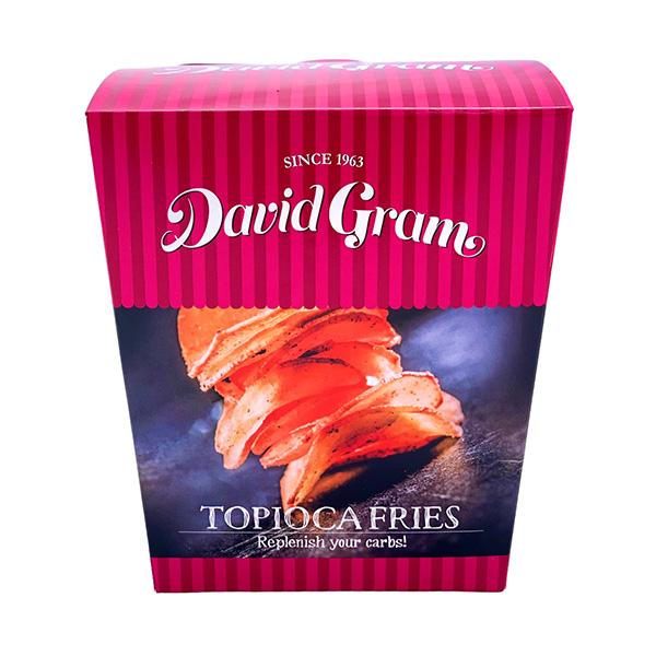 DAVID GRAM CHIPS 70G - Snacks & Confectionery - in Sri Lanka