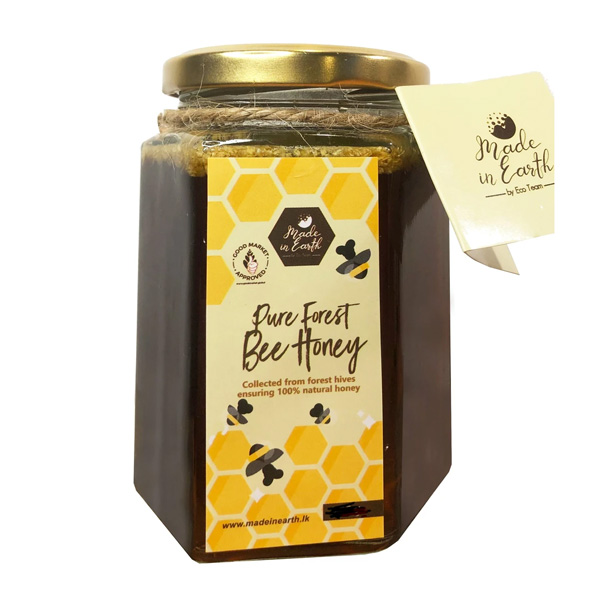 ECO TEAM PURE FOREST BEE HONEY 400G - Snacks & Confectionery - in Sri Lanka