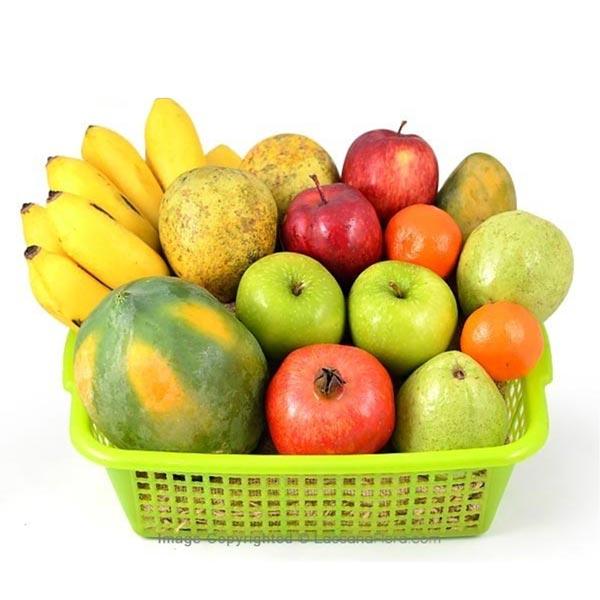 HOME FRUIT BASKET-6 - Fruit Basket - in Sri Lanka