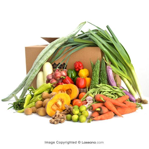 VEGGIE VARIETY HAMPER - Vegetables & Fruits - in Sri Lanka