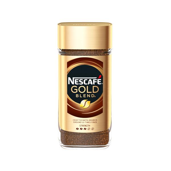 NESCAFE GOLD BLEND - 100G - Beverages - in Sri Lanka