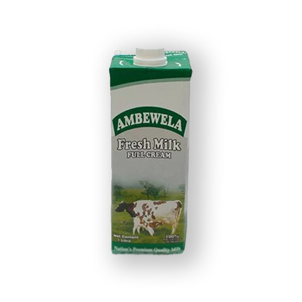 AMBEWELA FRESH MILK (1LT) - Grocery - in Sri Lanka