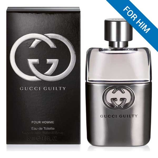 GUCCI GUILTY PH (EDT)-50ml - For Him - in Sri Lanka