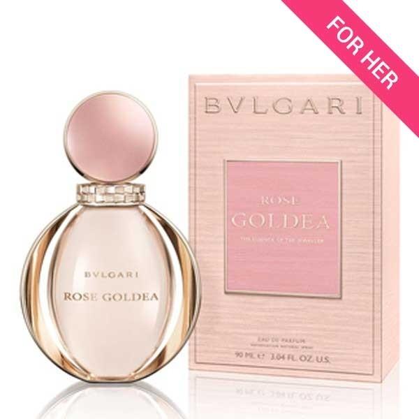 BVLGARI ROSE GOLDEA (EDP)-50ml - For Her - in Sri Lanka