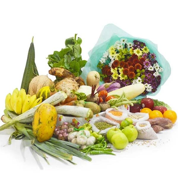 PREMIUM HEALTH HAMPER - LARGE - Vegetables & Fruits - in Sri Lanka