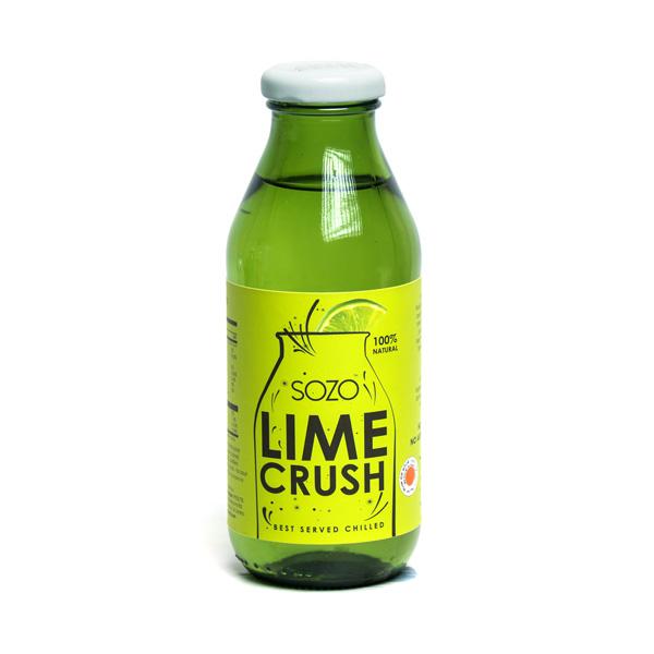 SOZO LIME CRUSH 350 ML - Beverages - in Sri Lanka