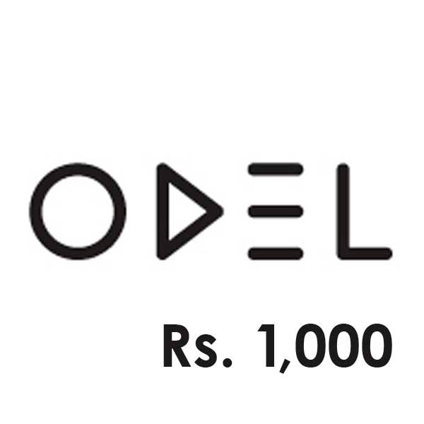 Odel Gift Voucher Rs.1000 - Clothing & Fashion - in Sri Lanka