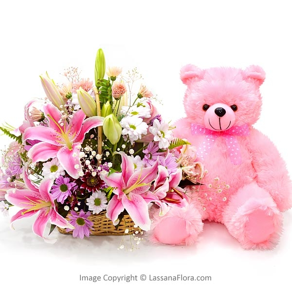 Pink Love - Assorted Gift Packs - in Sri Lanka